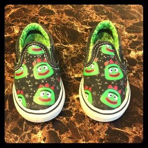 8ac6410cba Van s Yo Gabba Kid s Sneakers Shoes Size 4.  26  0. Size  US 4 · Vans ·  zmaster26 zmaster26. 1. Vans